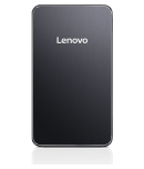 Lenovo PB420 5000 -mAh Li-Polymer Power Bank Black