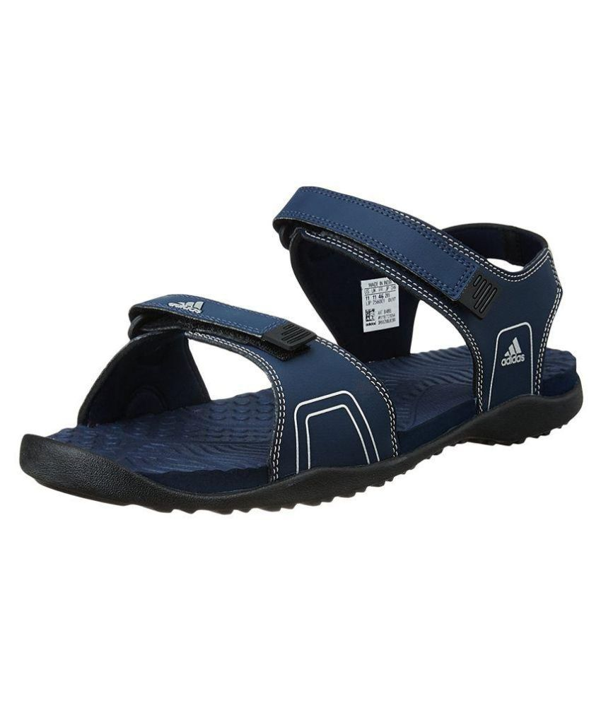 1996cad1d Adidas adidas Gempen Conavy Silvmt Cblack Blue Floater Sandals - Buy Adidas  adidas Gempen Conavy Silvmt Cblack Blue Floater Sandals Online at Best  Prices in ...