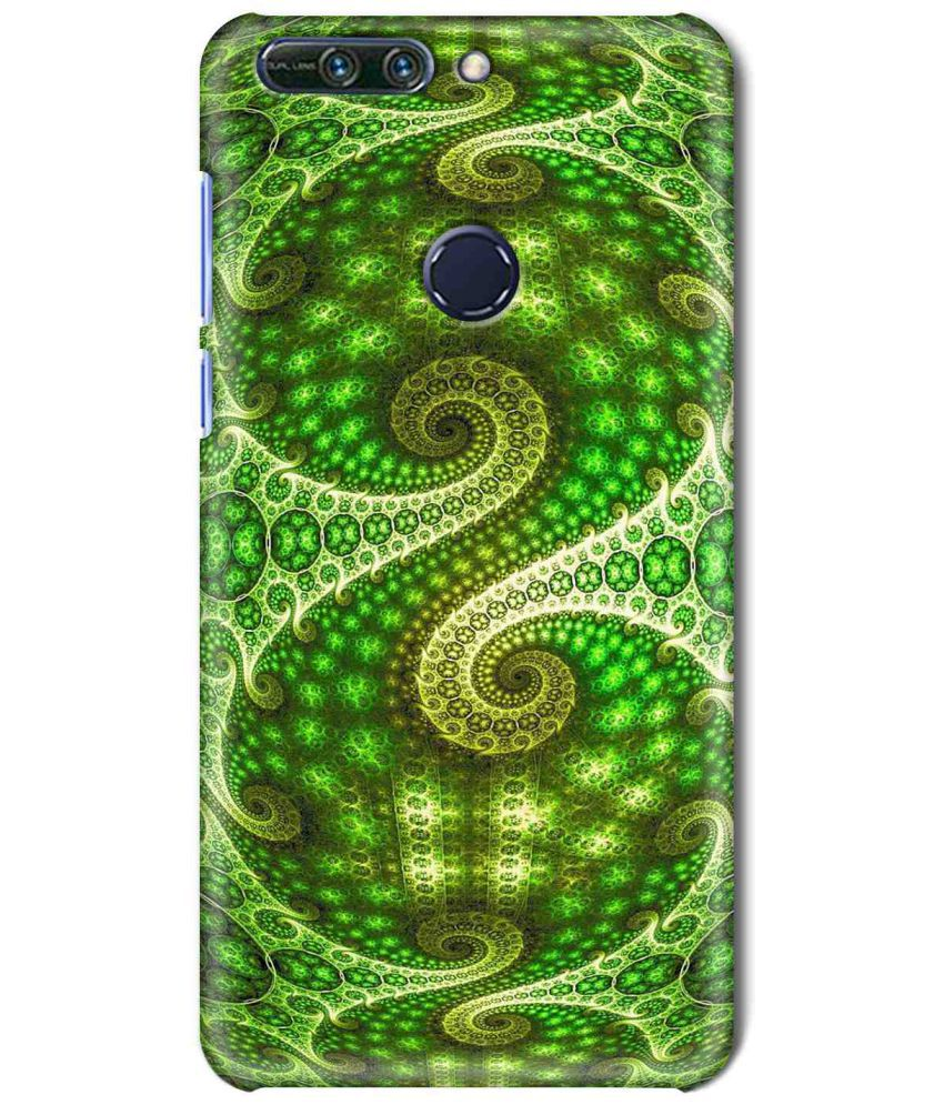 Huawei Honor 8 Pro Printed Cover By SWAGMYCASE
