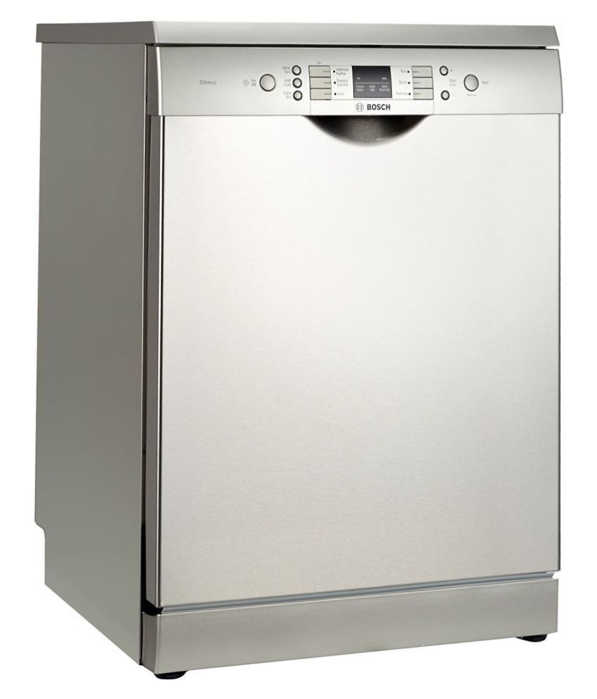 Bosch 12 Places Sms53l88eu Dishwasher Price In India