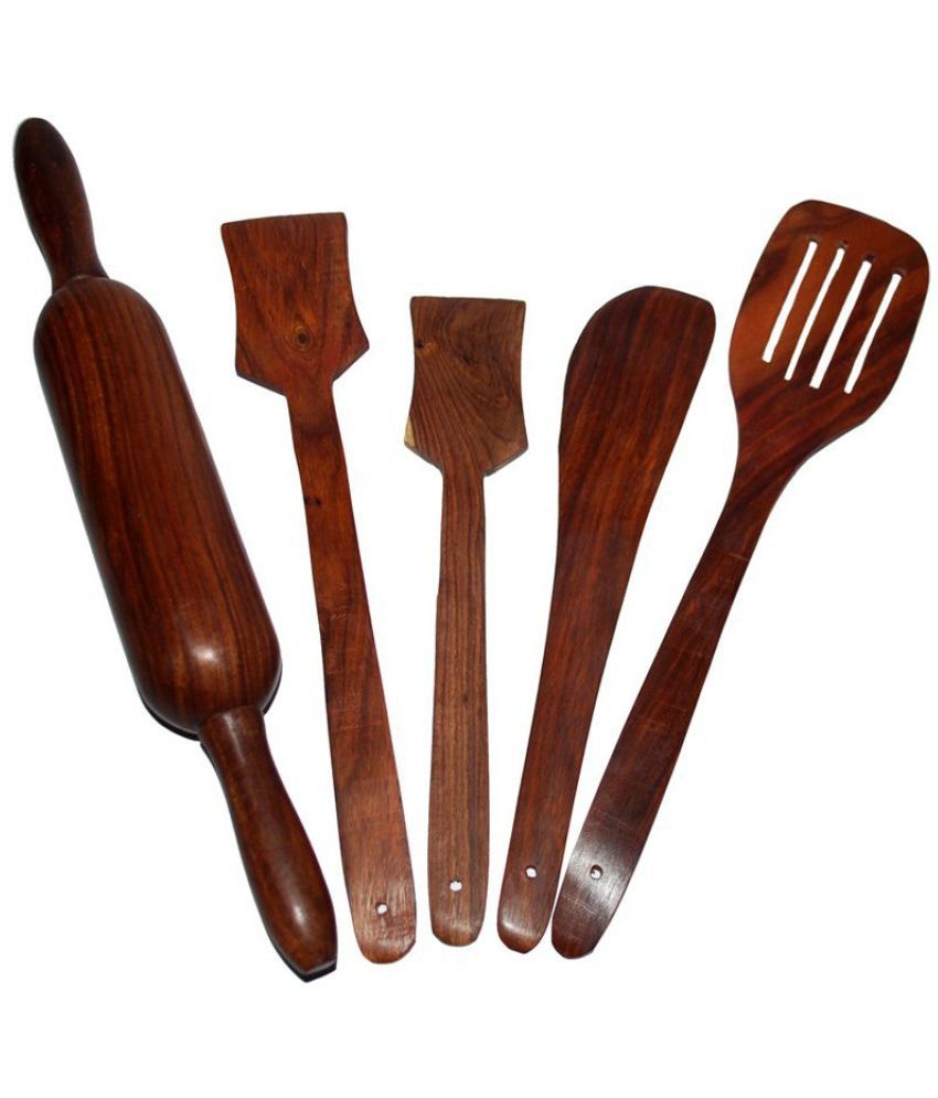 Indoart kitchen tool set buy online at best price in for Lagostina kitchen tool set 8 pc