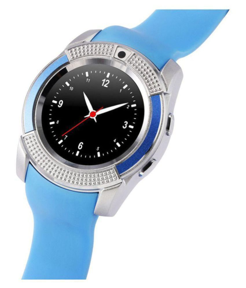 M-STARK V9 Smartwatch suitable  for Canvas Knight 2 E471 Smart Watches
