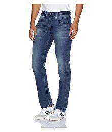 Levi's Dark Blue Slim Jeans