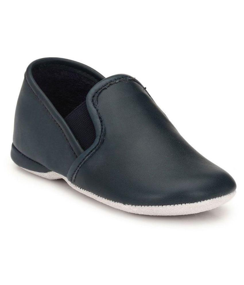 Hirel's Blue Kids Sneakers