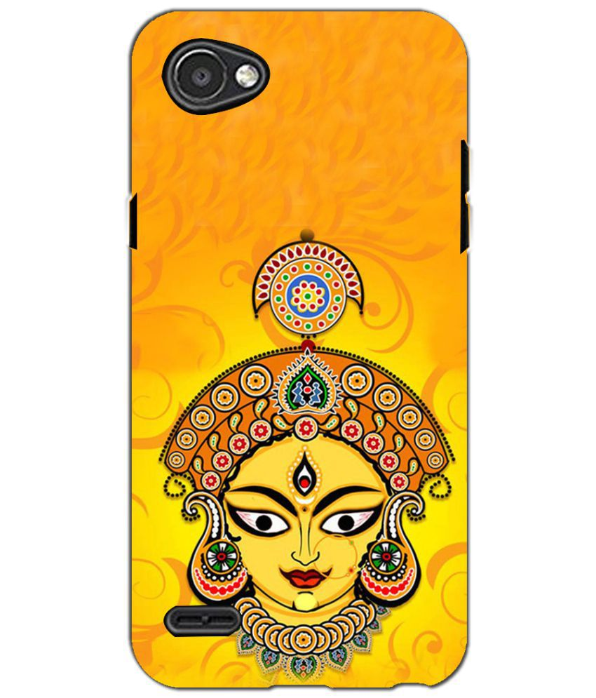 LG Q6 Printed Cover By PrintVisa