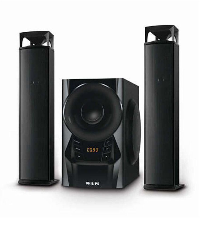 Buy Philips MMS2160B/94 2.1 Bluetooth Speakers
