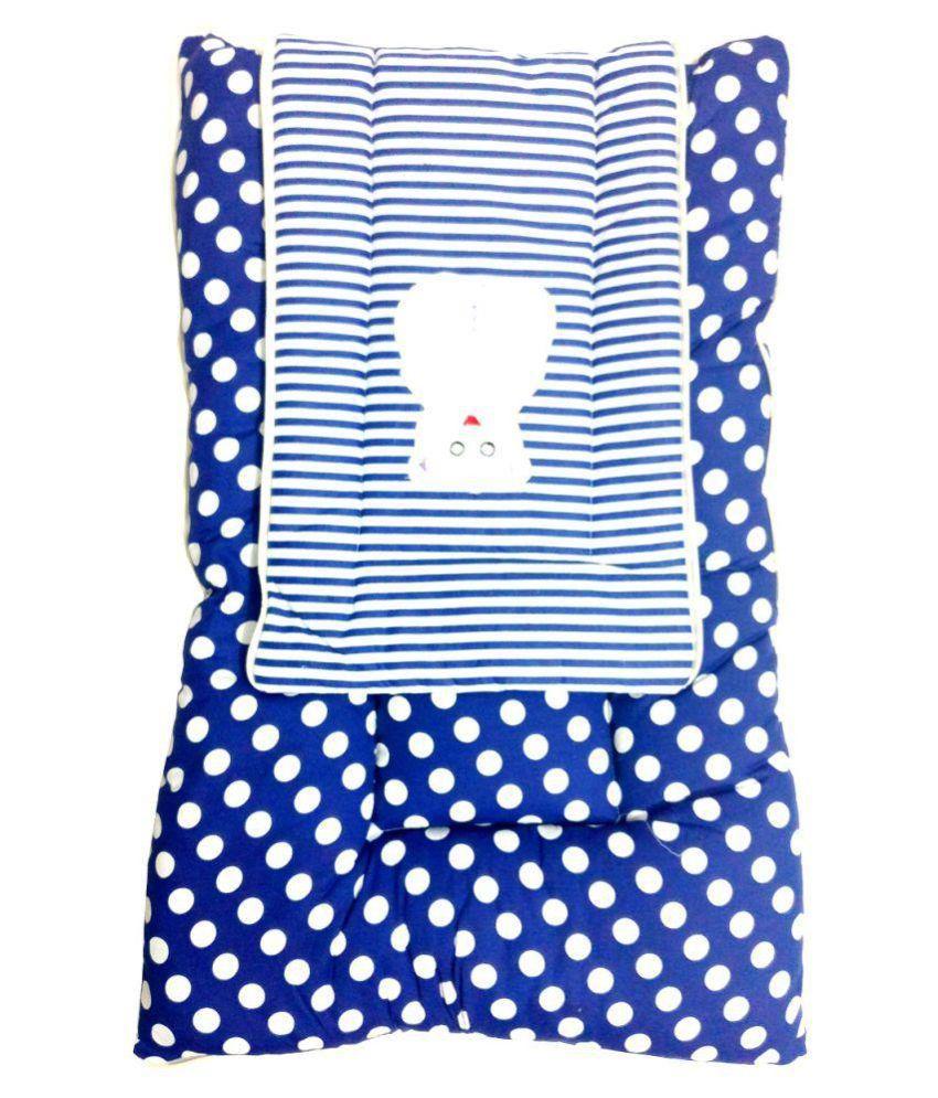 BcH Blue Cotton Sleeping Bags ( 75 cm × 49 cm)
