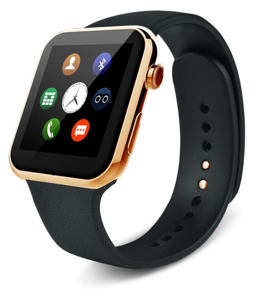 Mobilefit A9 Smartwatch suitable  for Cloud M6 Smart Watches