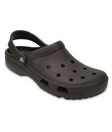 Crocs Brown Clogs