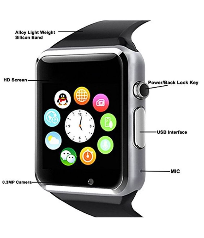 Wearable Smartwatches Online At: Oasis Nokia 6555 Compatible Smart Watches