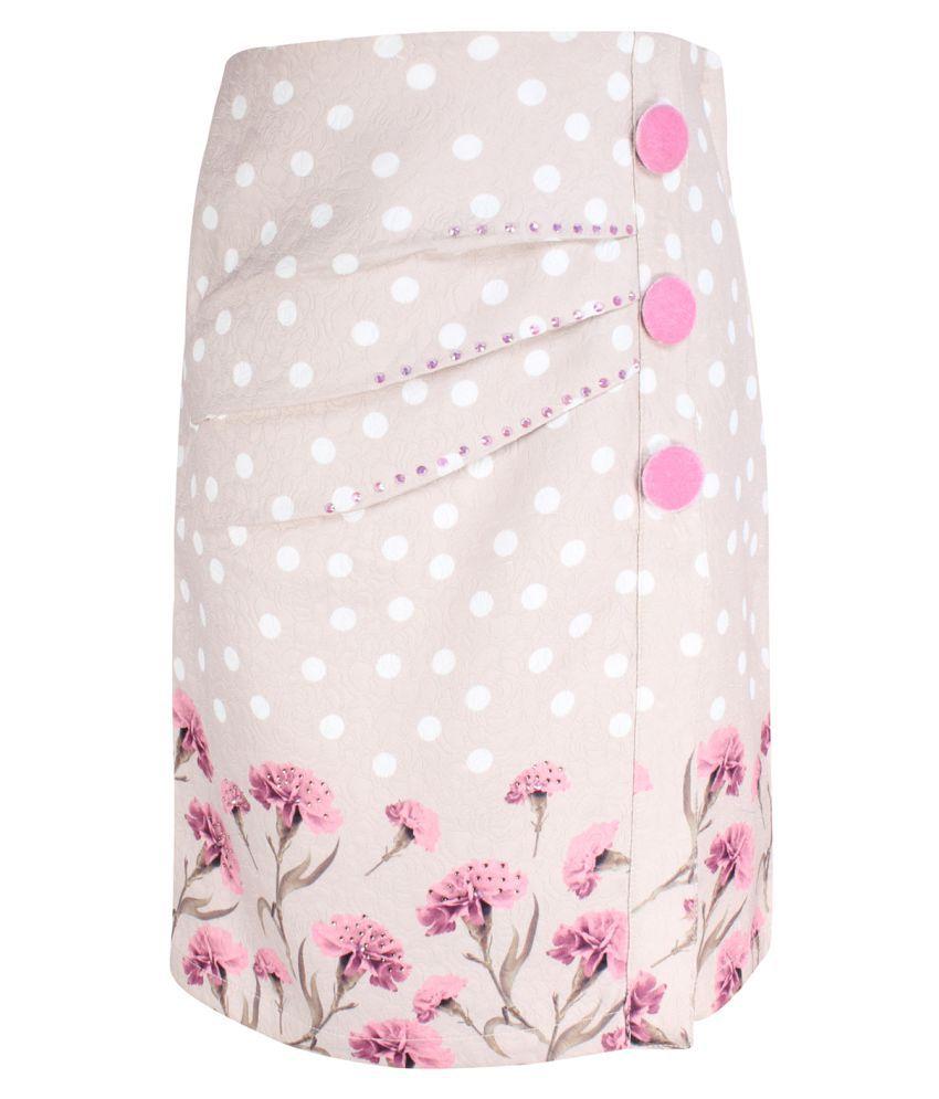 Cutecumber Girls PartyWear Winter Skirt