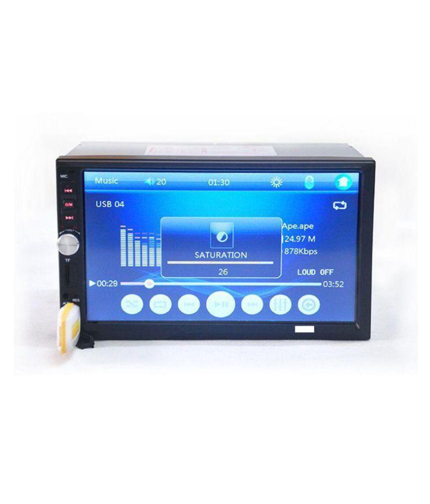 JVL Music JVX-8021`` Double DIN Car Stereo/DVD-Car Music System