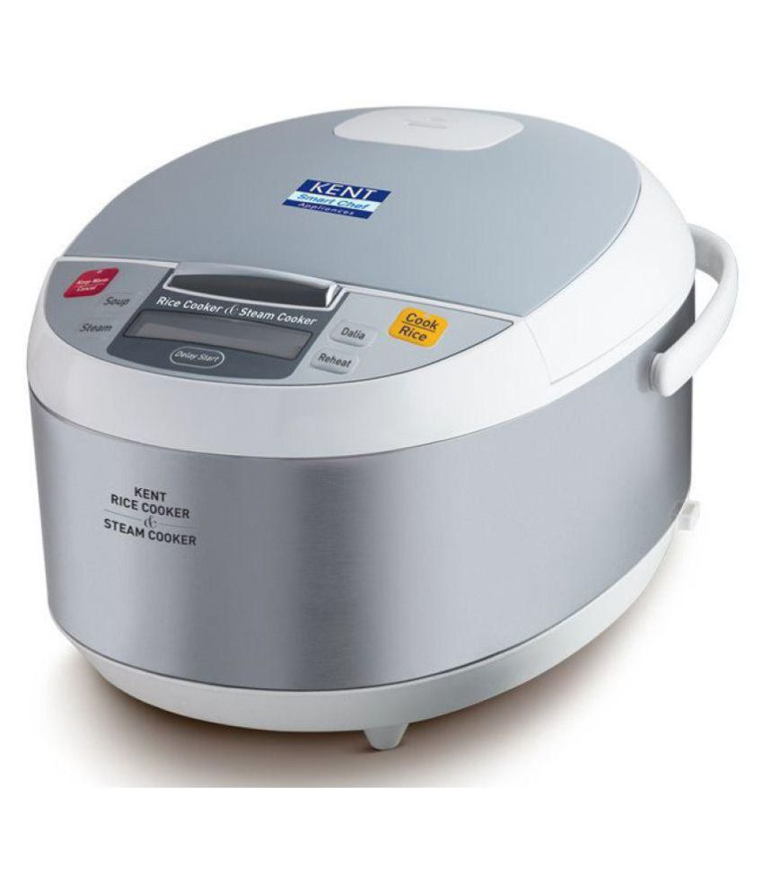 83391ec49ab Kent NA 1.8 Ltr Rice Cookers Rice Cooker Price in India - Buy Kent NA 1.8  Ltr Rice Cookers Rice Cooker Online on Snapdeal