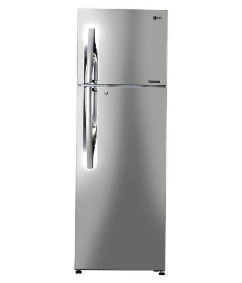 LG 284 Ltr 3 Star GL-C302RPZU Double Door Refrigerator -...