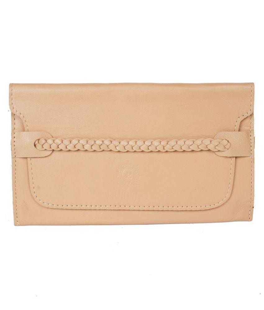PRISTINO Pink Wallet