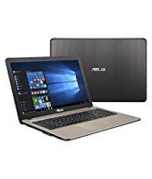 Asus A Series X541NA - G0121 Notebook Intel Pentium 4 GB 39.62cm(15.6) DOS Not Applicable Black