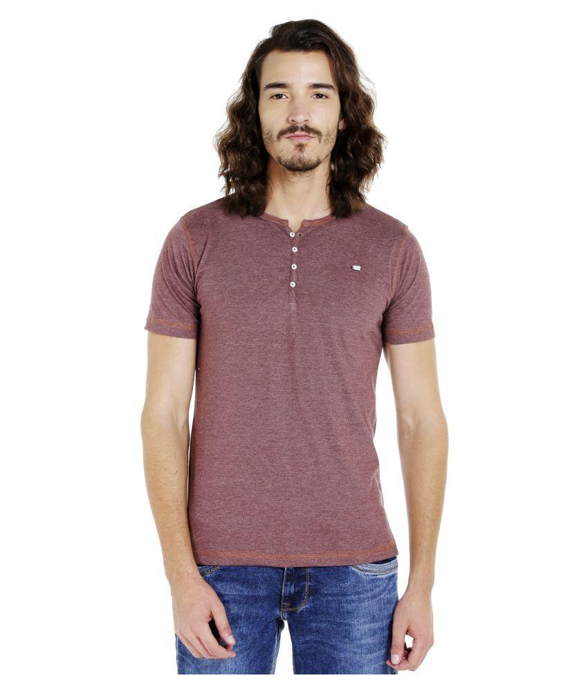 LAWMAN PG3 Brown Round T-Shirt