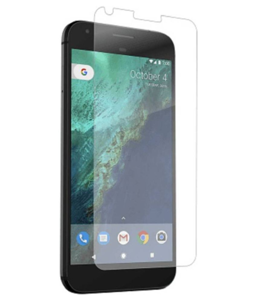 Google Pixel Tempered Glass Screen Guard By Robux 4D