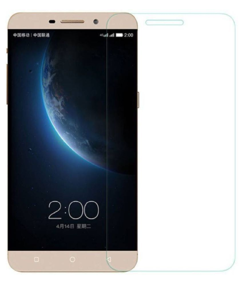 LeEco Le Max 2 Tempered Glass Screen Guard By Robux 4D