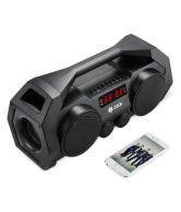 Zoook Rocker BoomBox+ 32W Bluetooth Speakers (Black) Sound Box