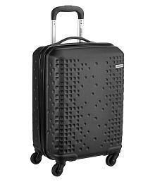 AMERICAN TOURISTER Black M( Between 61cm-69cm) Check-in Hard Luggage