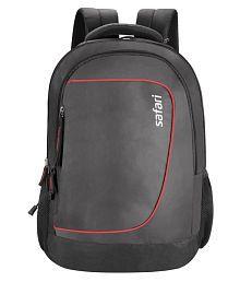 Safari Black Backpack(27 Litres)