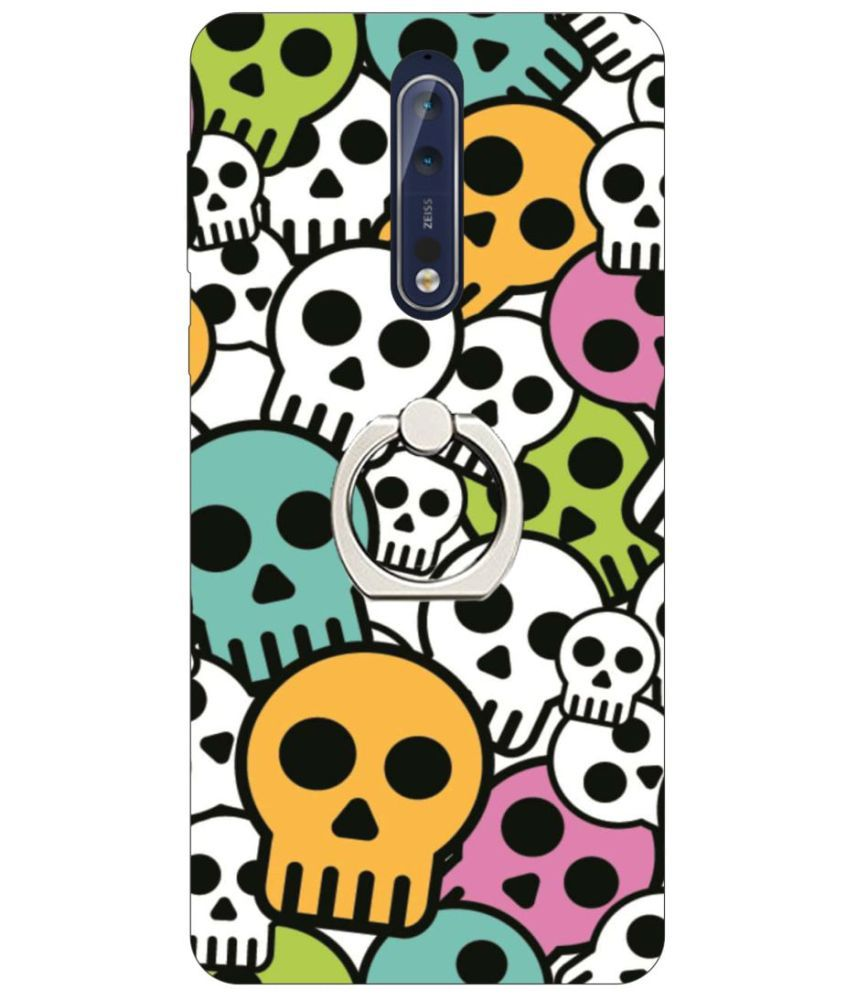 Nokia 8 Printed Cover By Go Hooked