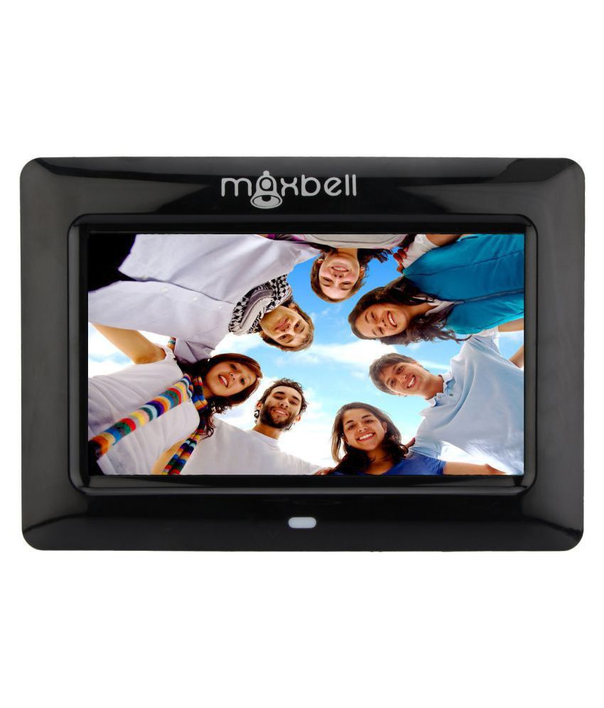 Maxbell LCD NA Digital Photo Frame