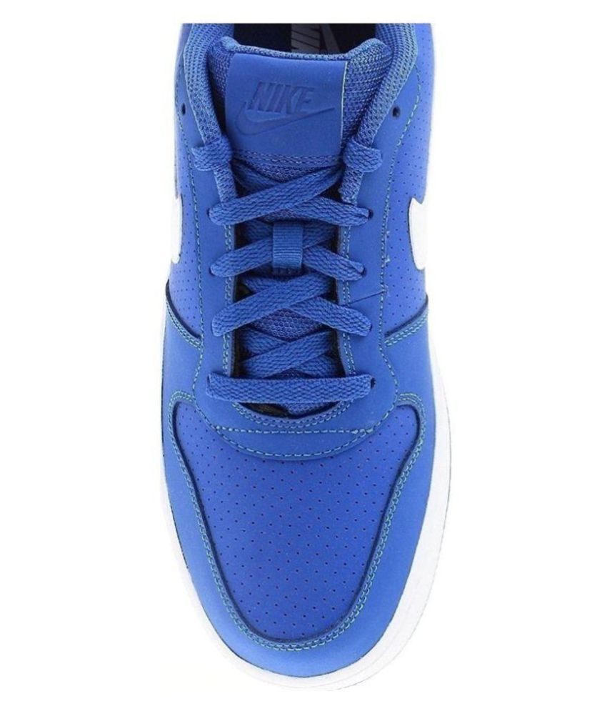 12b91f8c643 Nike Court Borough Low Navy Casual Shoes - Buy Nike Court Borough ...