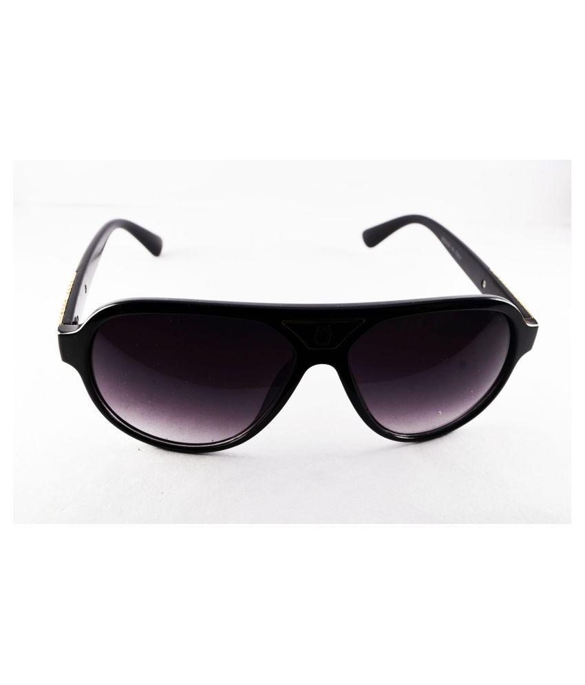 SHUBH LABH CREATION Grey Wayfarer Sunglasses ( SHULACREGLASS138 )
