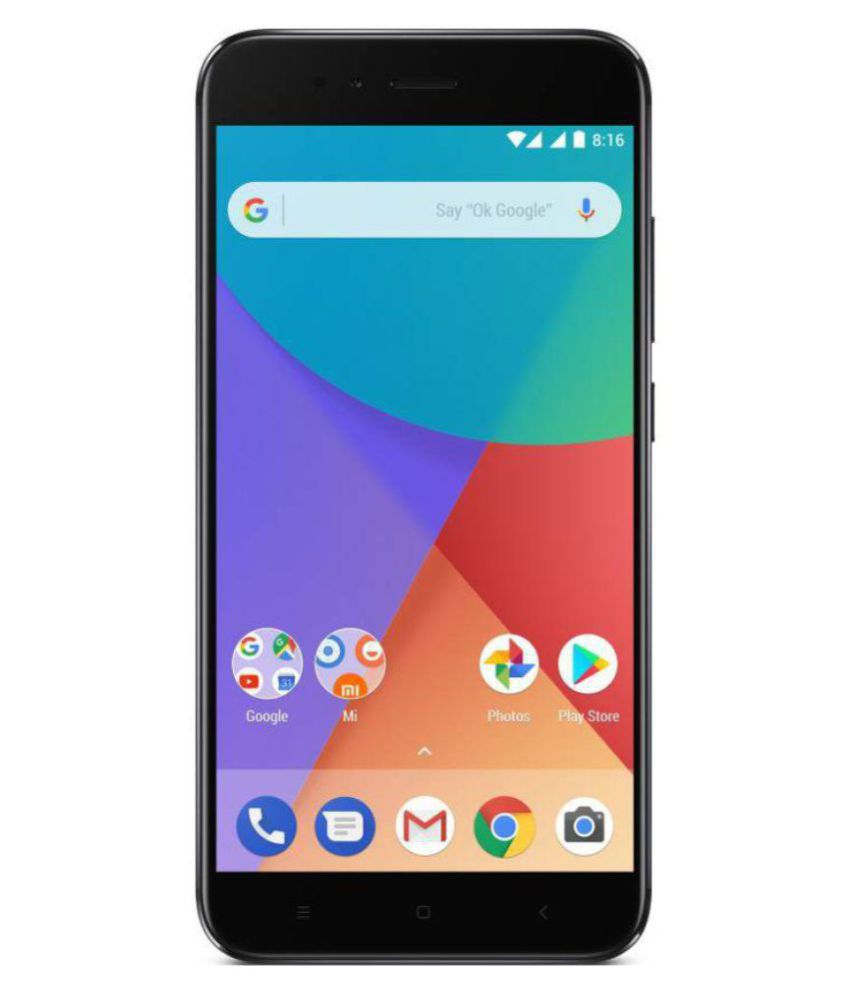 Redmi A1 ( 64GB , 4 GB ) Black