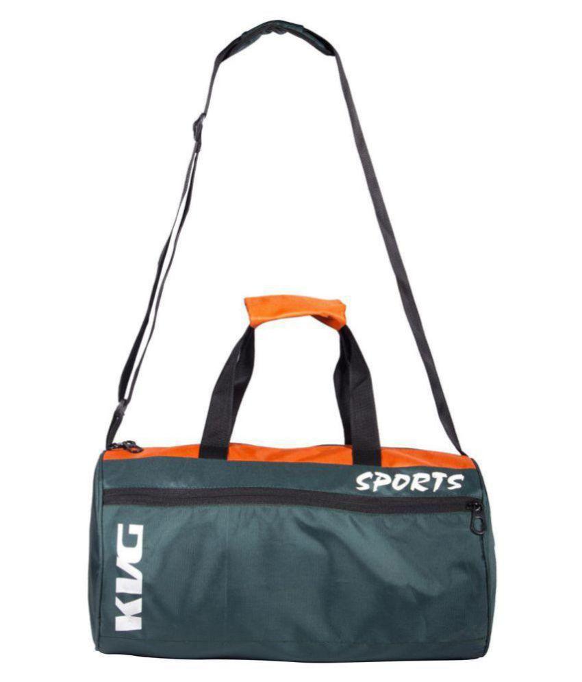 KVG Medium Polyester Gym Bag