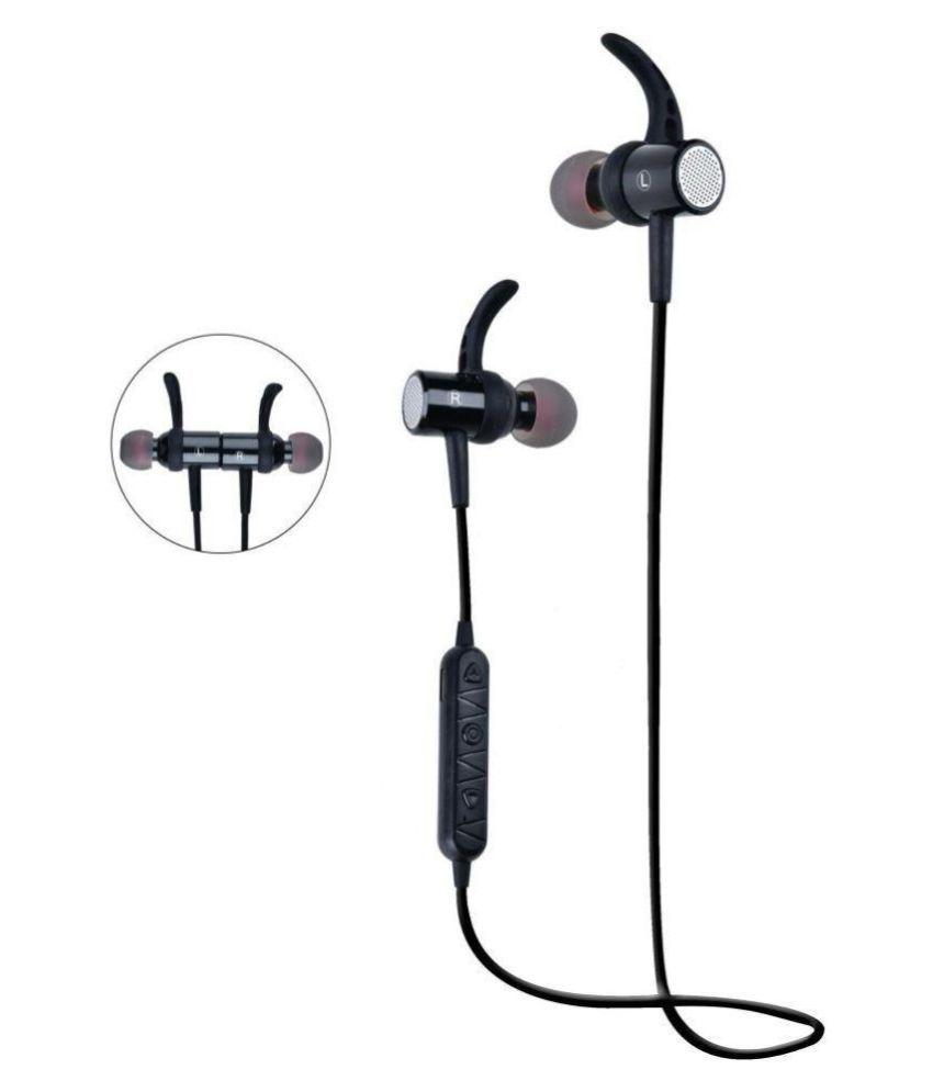 Lewano FB1622 Bluetooth Headset - Black