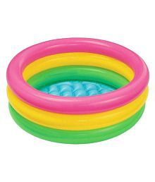 Multicolor Baby Bath Tub