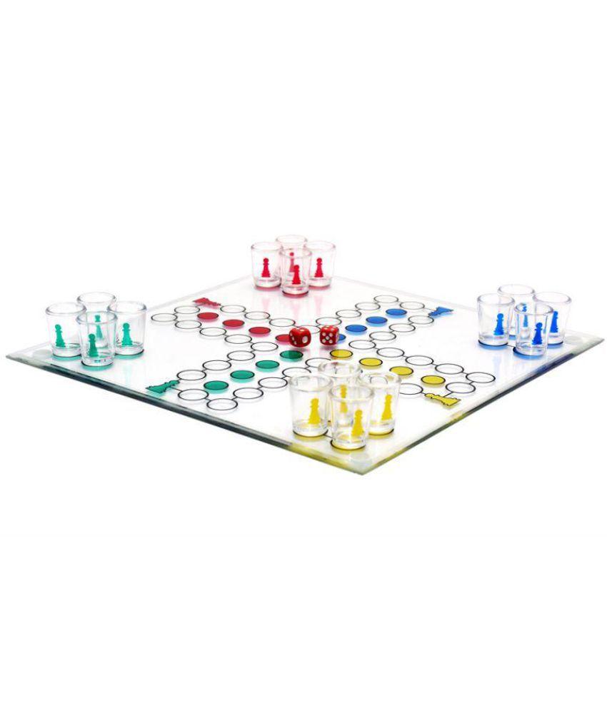 Barworld Plastic Board Games