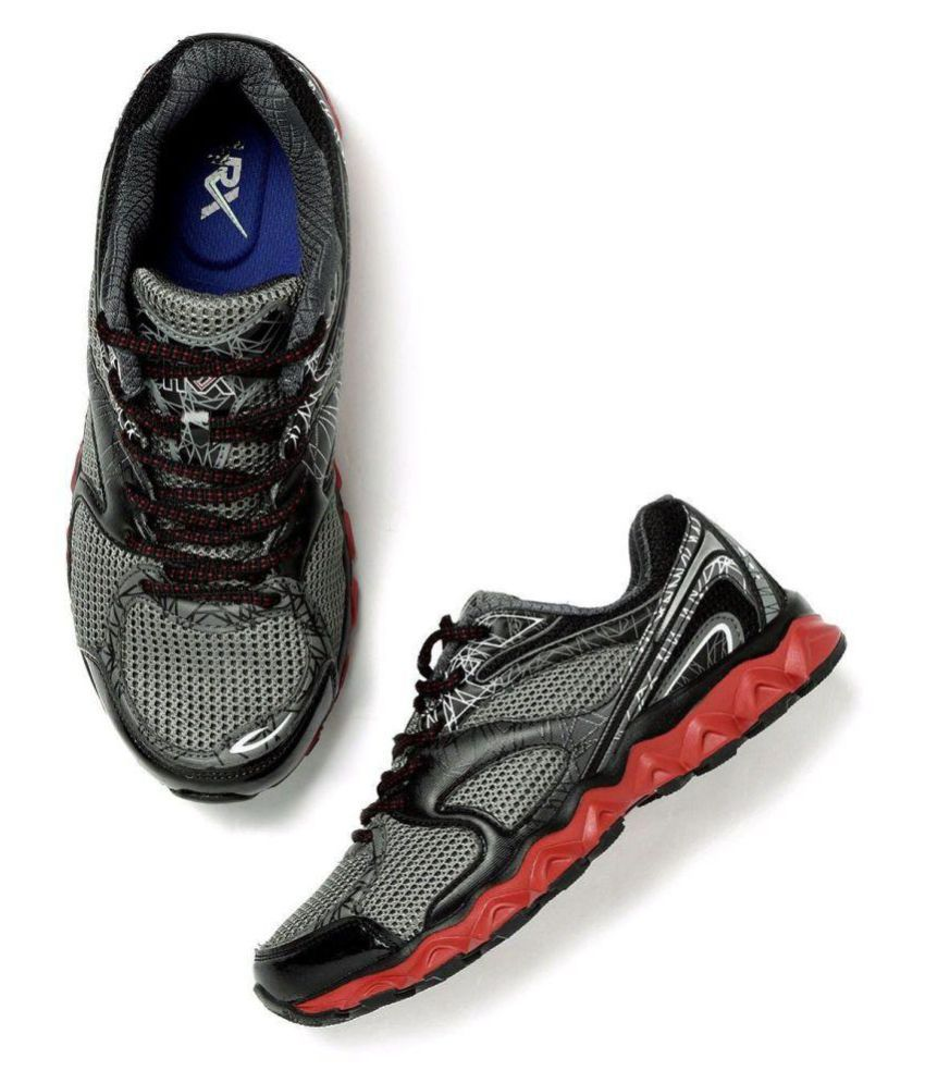 huge selection of 2ba50 4edf7 HRX Gray Running Shoes