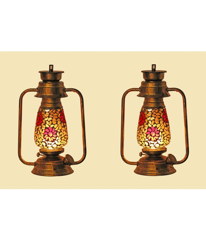 Somil Exclusive Table Top Lanterns 31 - Pack of 2