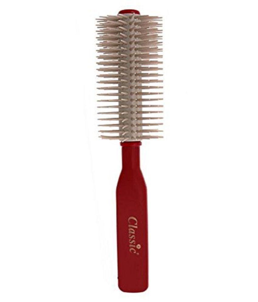 Classic Round Hair Brush Pack of 2