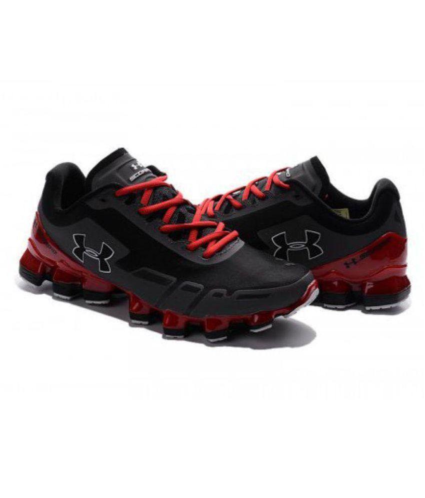 Under Armour Men s UA Scorpio Carbon Black Running Shoes - Buy Under ... adeec7031