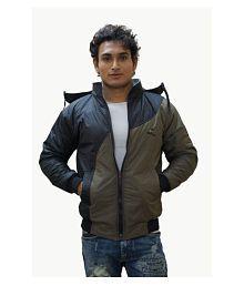Fashion Addiction Grey Reversible Jacket