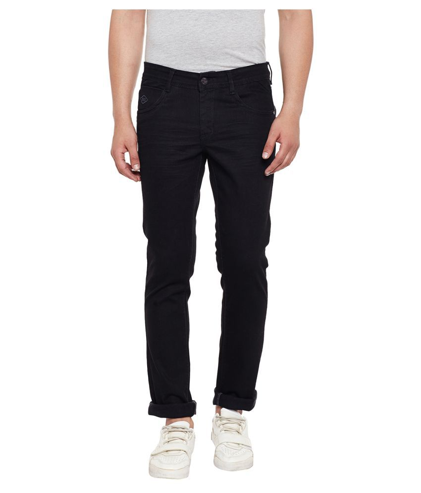 Canary London Black Slim Jeans