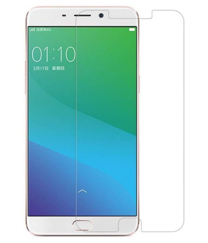 Oppo A57 Tempered Glass Screen Guard By Cell Tech