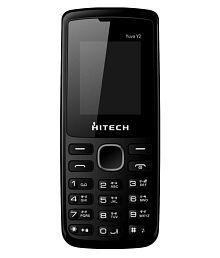 Hitech Black & Grey Yuva Y2 35 MB