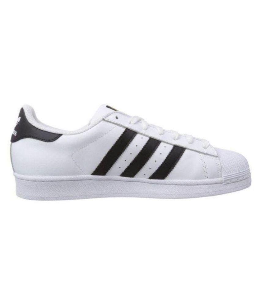 Adidas superstar replica White Running Shoes