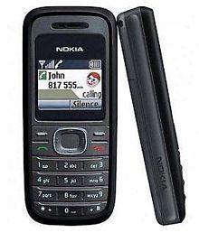 Nokia Black 1208