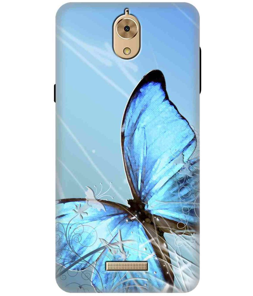 Coolpad Mega 2.5D 3D Back Covers By Wow