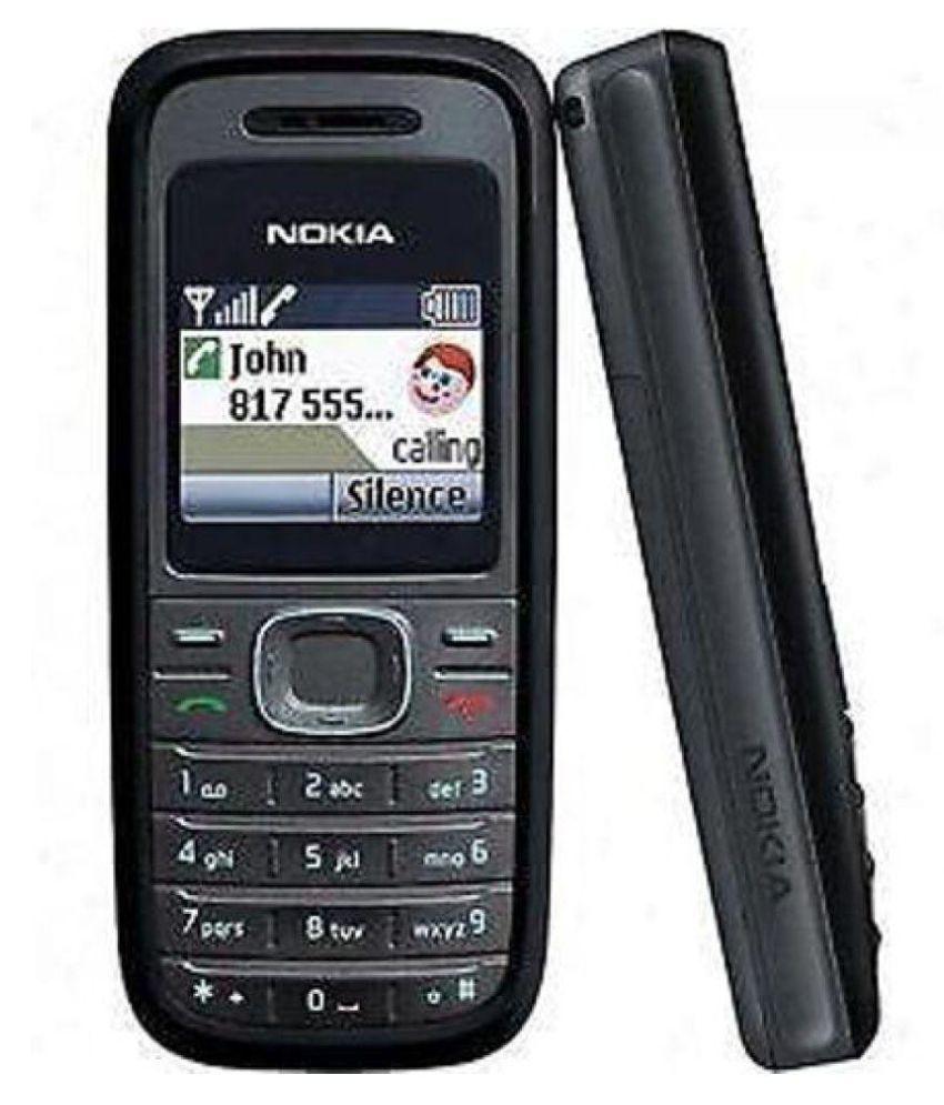 Nokia Black 1208 ...
