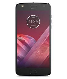 Motorola Gray MOTO Z2 PLAY 64GB