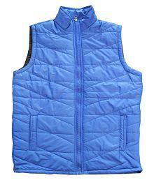 FREEDOM FASHION Blue Casual Jacket