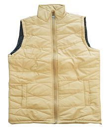 FREEDOM FASHION Yellow Quilted & Bomber Jacket